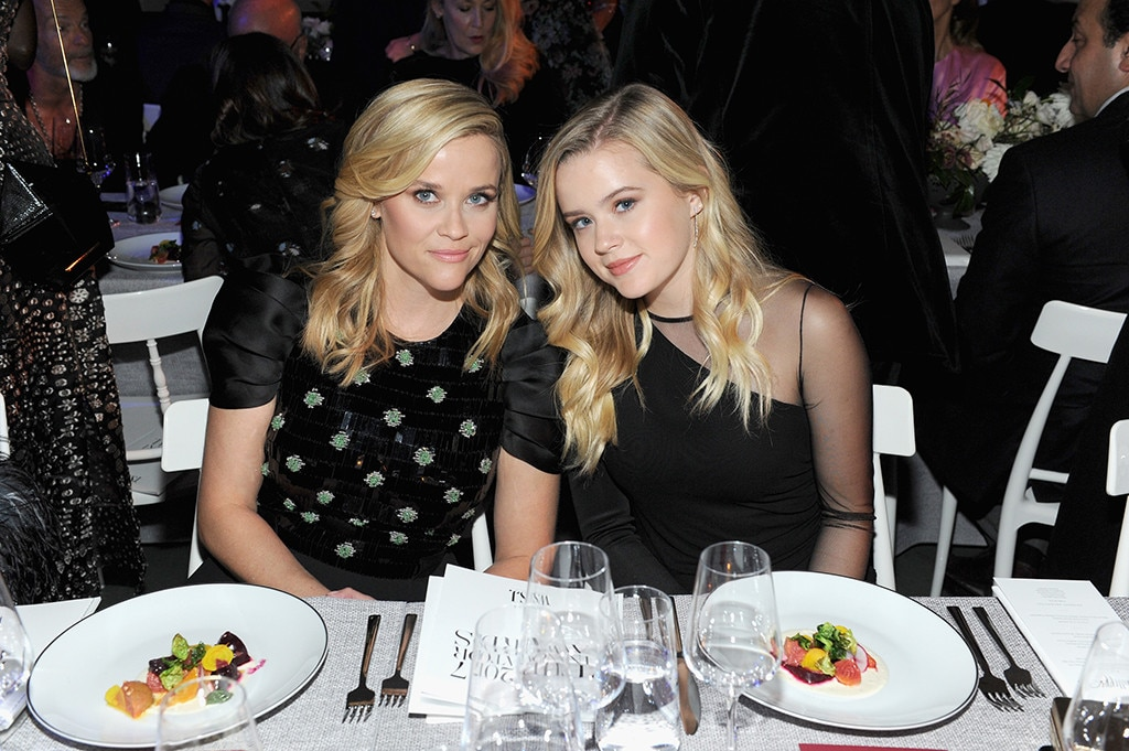 Ava Phillippe, Reese Witherspoon, 2017 WSJ. Magazine Innovator Awards