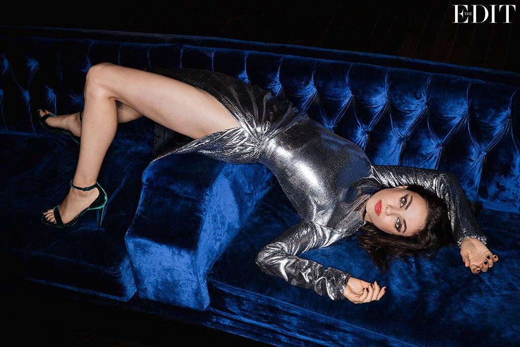 Mila Kunis, The Edit