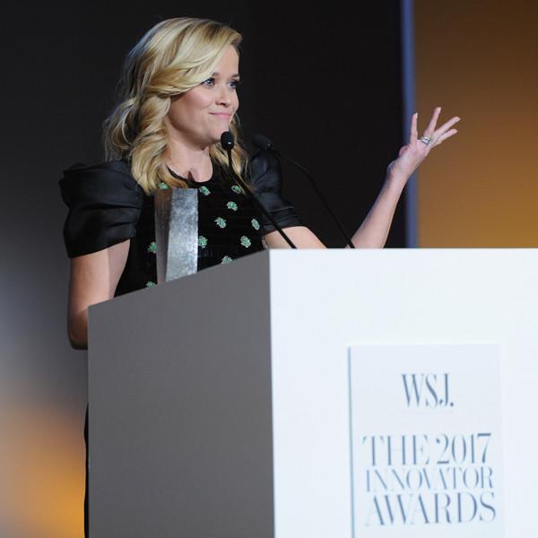 Reese Witherspoon, 2017 WSJ. Magazine Innovator Awards