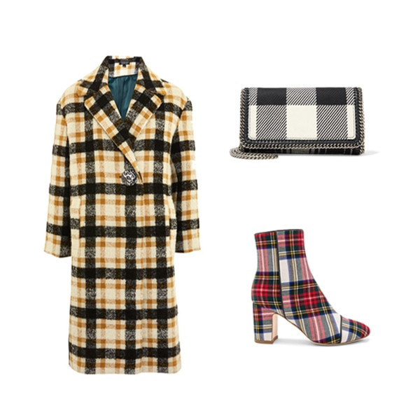 Fall Plaid Is the Throwback Trend You Didn't See Coming