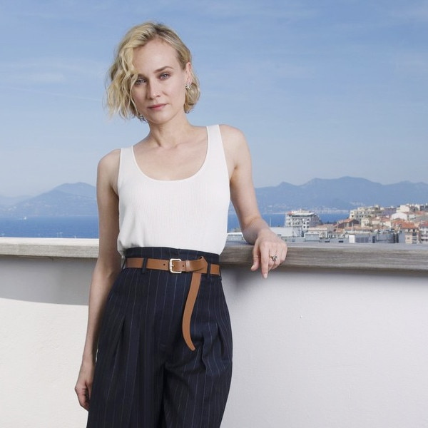 Grey Jason Wu x Diane Kruger Capsule Collection