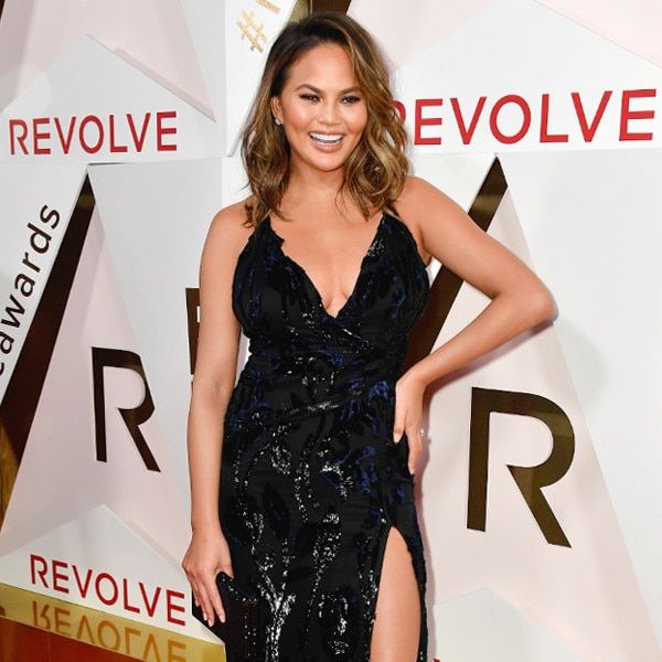Revolve Awards 2017: How Celebs Dressed Up the LBD
