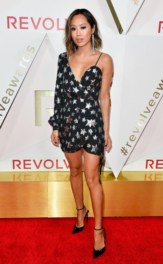 ESC: Revolve Awards, Aimee Song