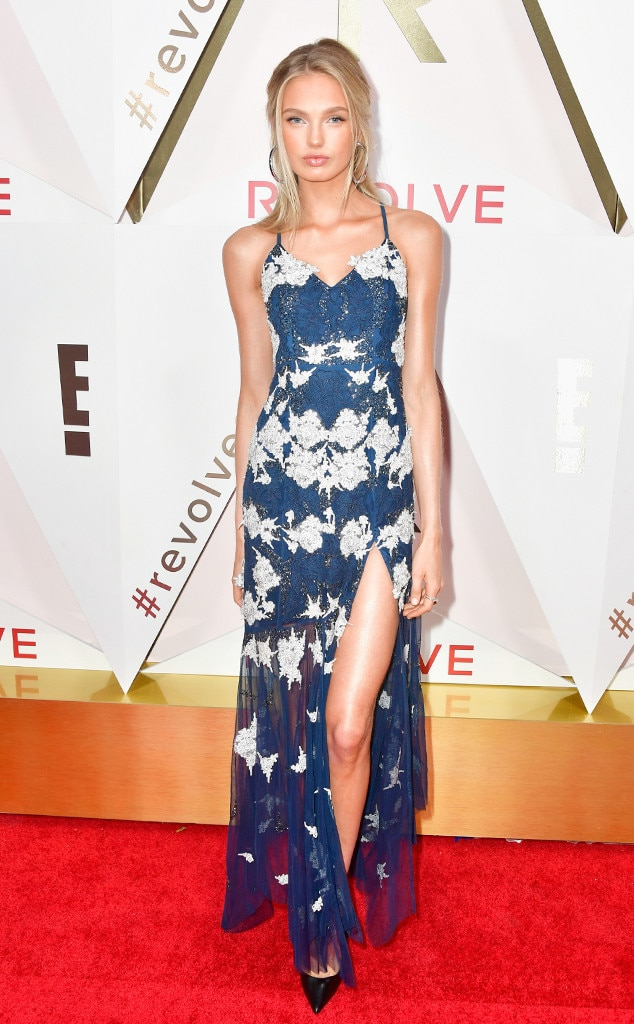 ESC: Revolve Awards, Romee Strijd