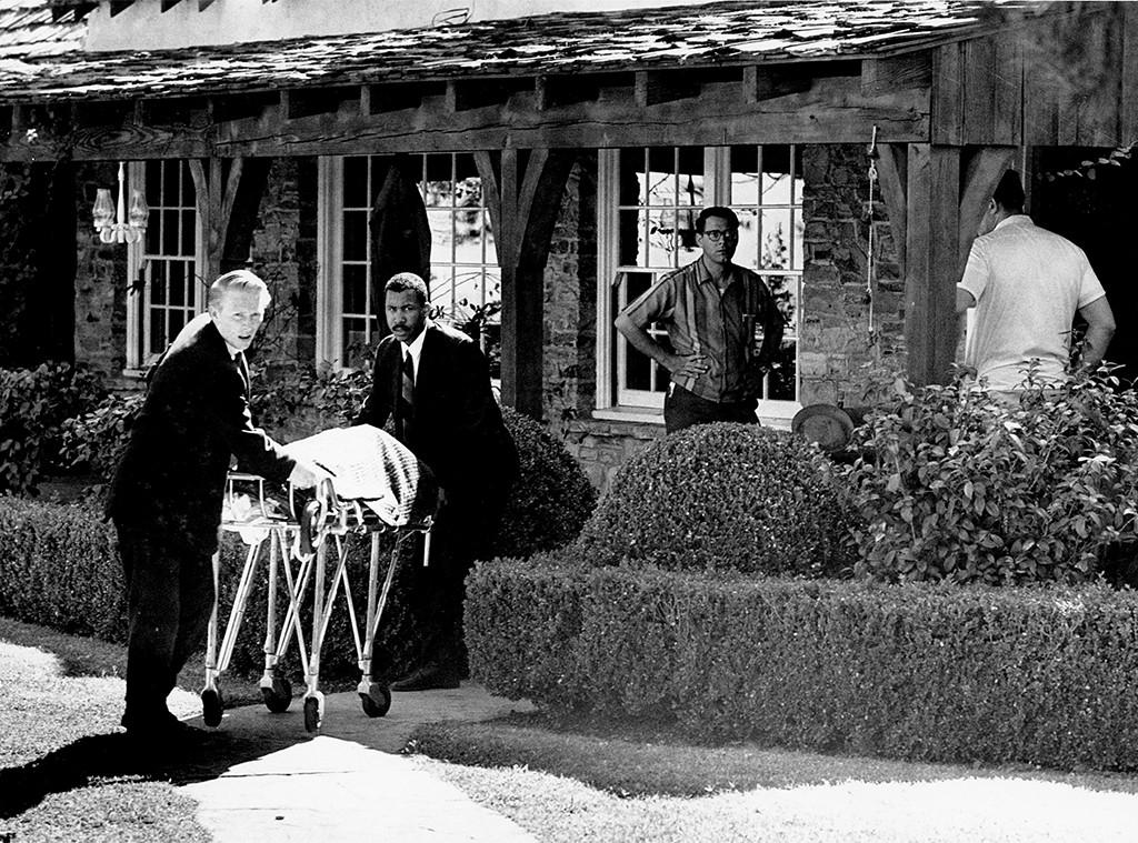 Charles Manson Victim, Sharon Tate, Cielo Drive House