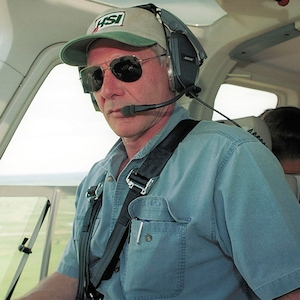 Harrison Ford, Flying, Plane
