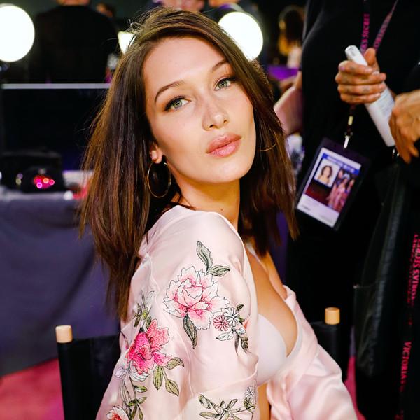 ESC: Victoria Secret, Bella Hadid