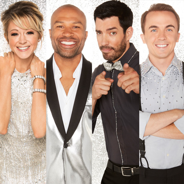 Dancing with the Stars, Drew Scott, Jordan Fisher, Lindsey Stirling, Frankie Muniz