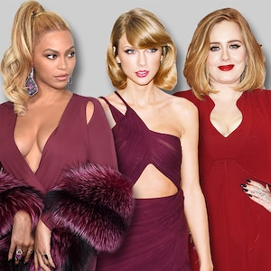 Adele, Beyonce, Taylor Swift