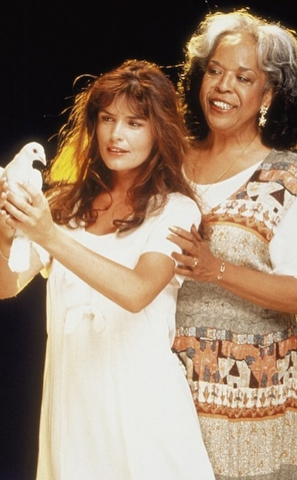 Della Reese, Roma Downey, Touched By An Angel
