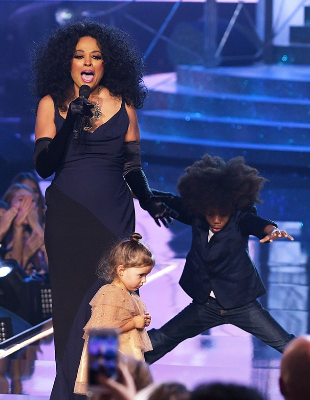 Diana Ross, Raif-Henok Emmanuel Kendrick