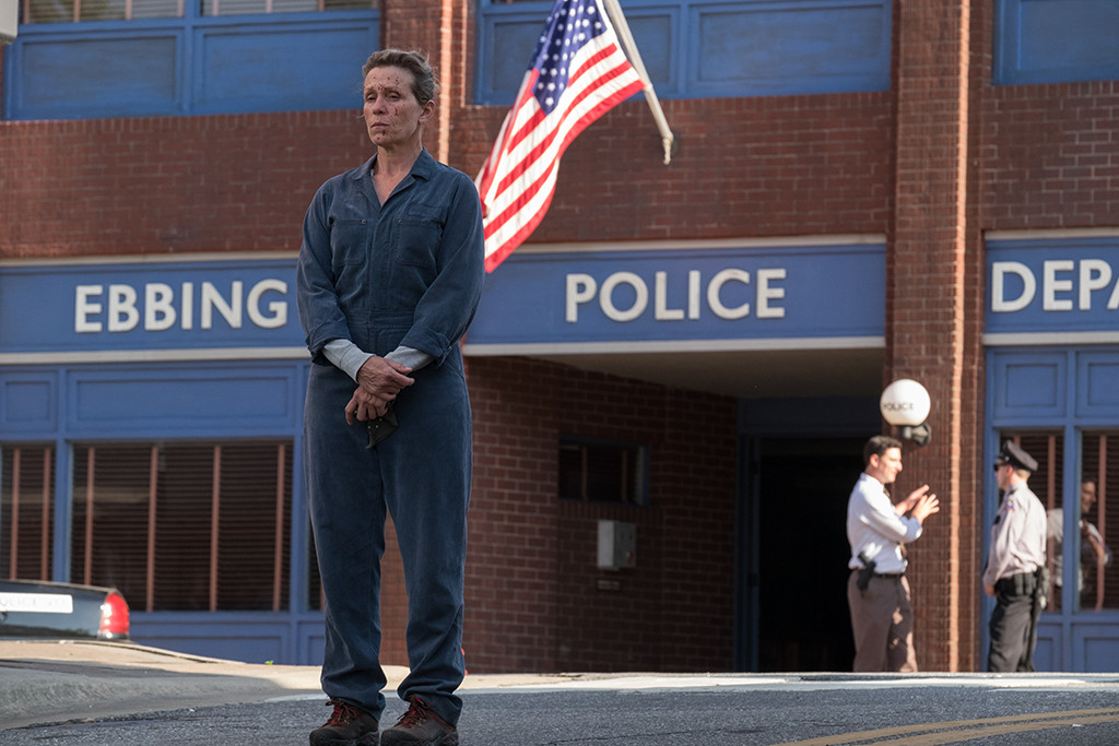 Three Billboards Outside Ebbing Missouri, Frances McDormand
