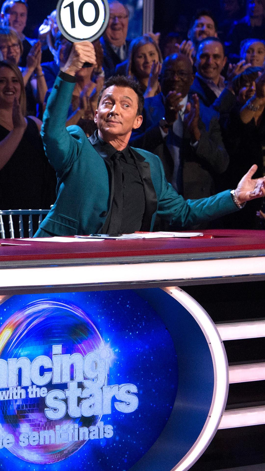Dancing With the Stars, Bruno Tonioli, Season 25