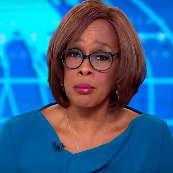 Gayle King, CBS This Morning