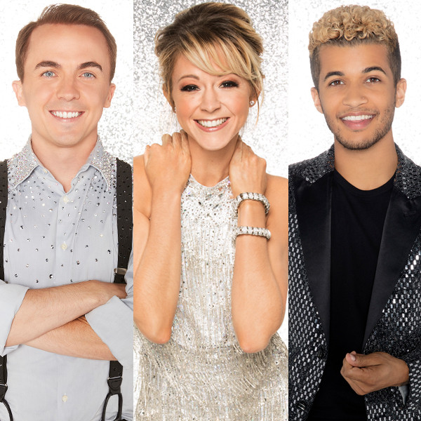 Jordan Fisher, Lindsey Stirling, Frankie Muniz, Dancing With The Stars