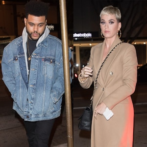 The Weeknd, Katy Perry