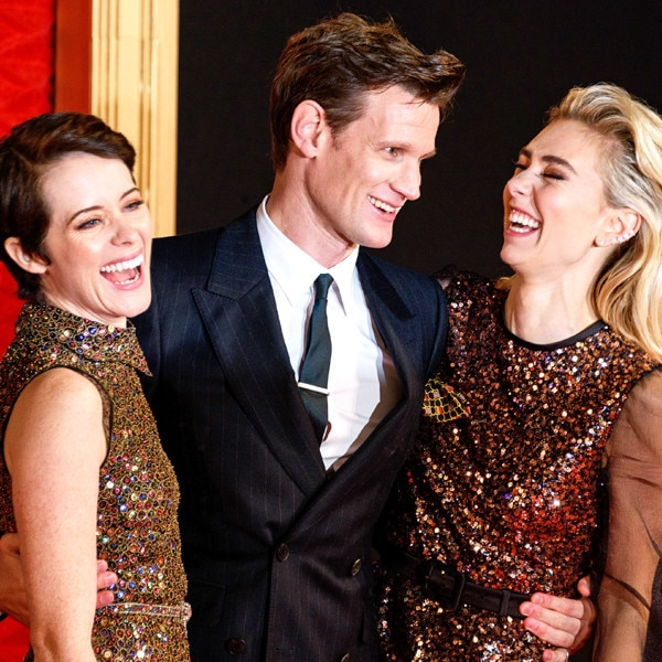 Claire Foy, Matt Smith, Vanessa Kirby
