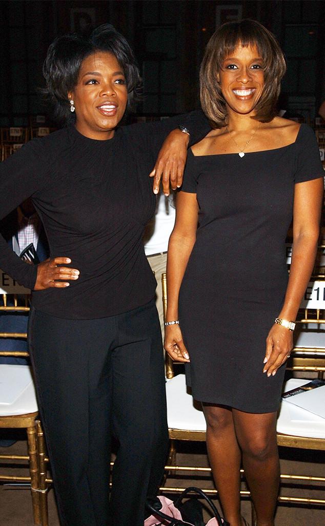 Oprah Winfrey, Gayle King, 2002