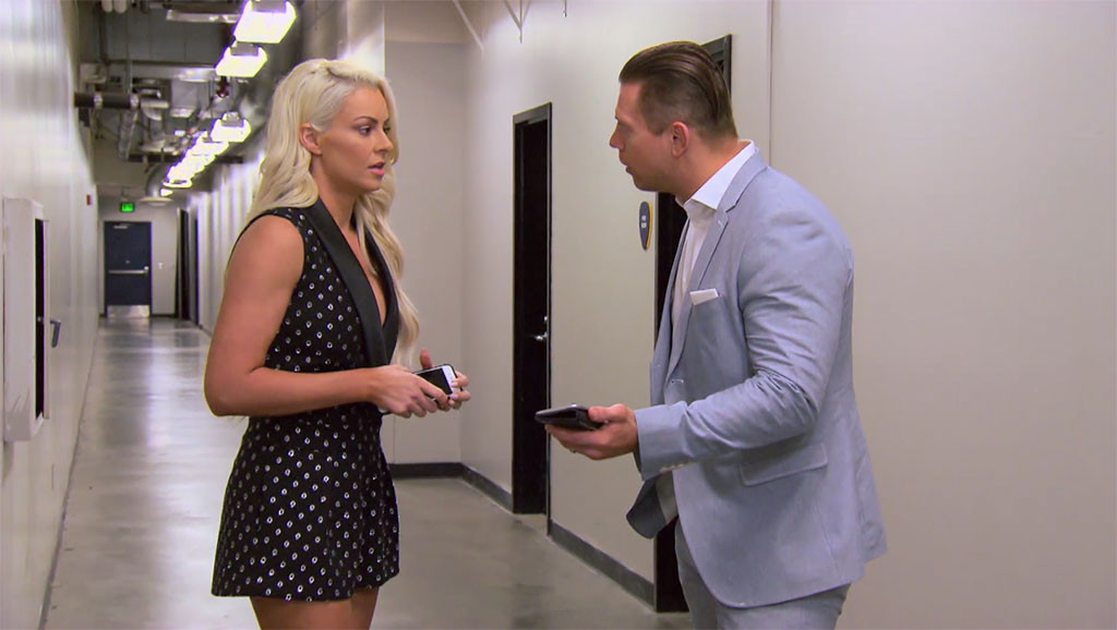 Maryse, The Miz, Total Divas