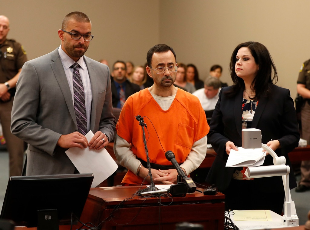 Ex-MSU doctor Larry Nassar pleads guilty to sexual abuse of patients