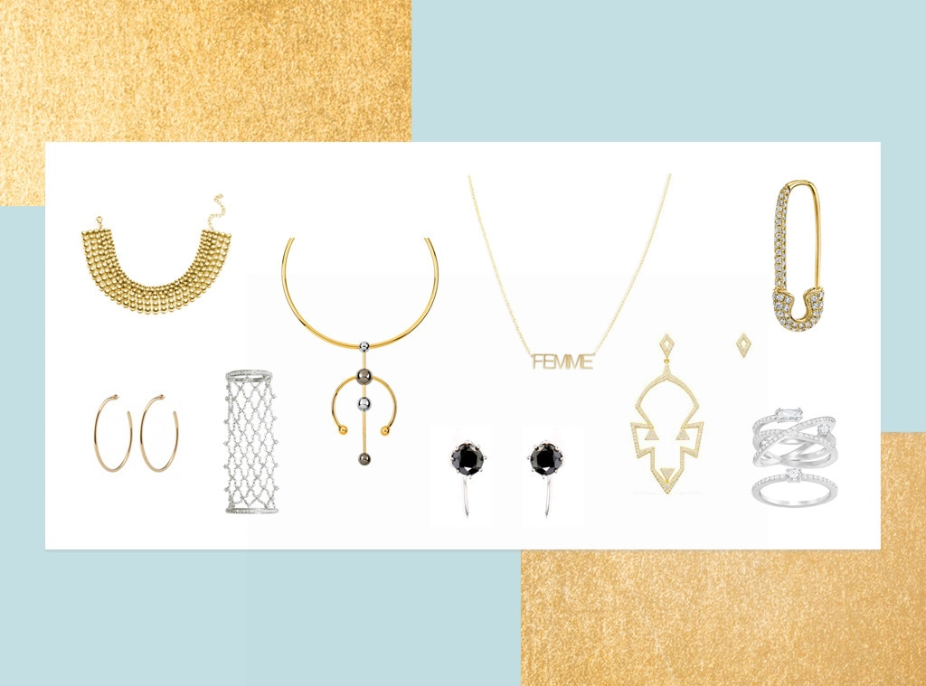 ESC: Jewelry Gift Guide, Cara Delevingne, Article