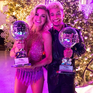 Jordan Fisher, Lindsay Arnold, Dancing With the Stars, DWTS