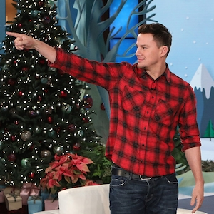 Channing Tatum, The Ellen Show