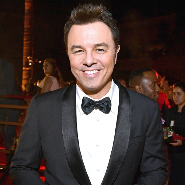 Seth MacFarlane Reveals Origins of Kevin Spacey Joke on 'Family Guy'