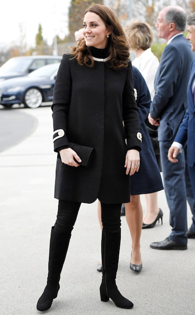 Kate Middleton S Third Pregnancy Style See Her Latest