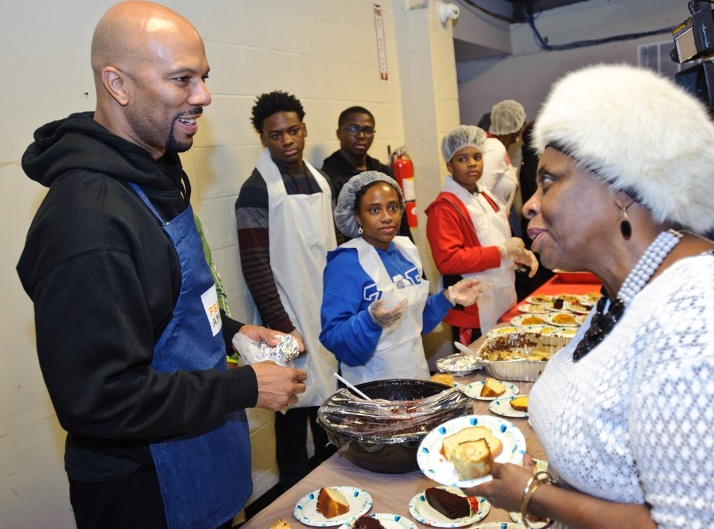 Common, Thanksgiving