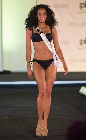 Miss USA, Miss Universe 2017, bikini, swimsuit competition