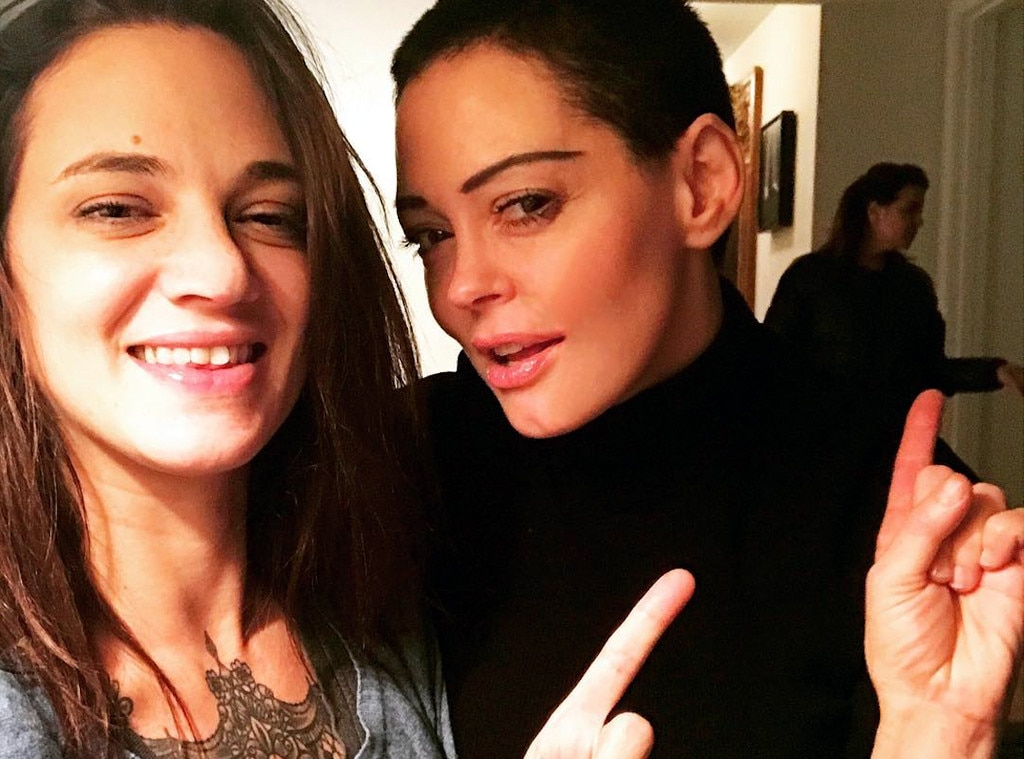 Saturday Night Social: Hosted By Rose McGowan, Asia Argento, and Annabella Sciorra