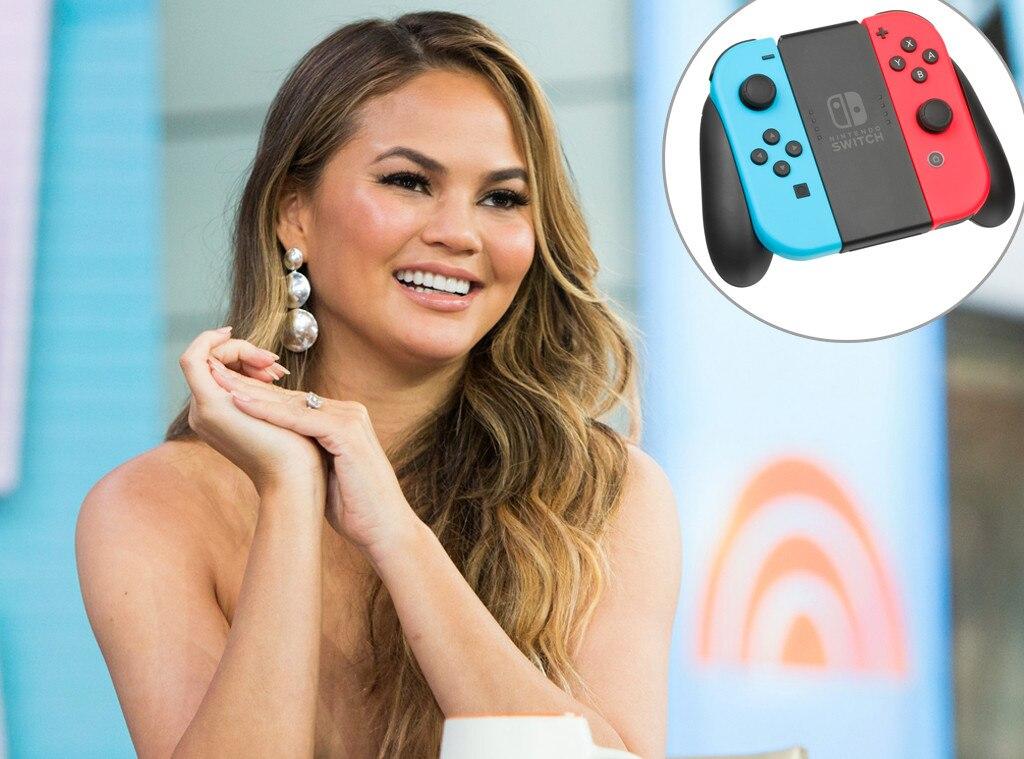 Chrissy Teigen, Nintendo Switch