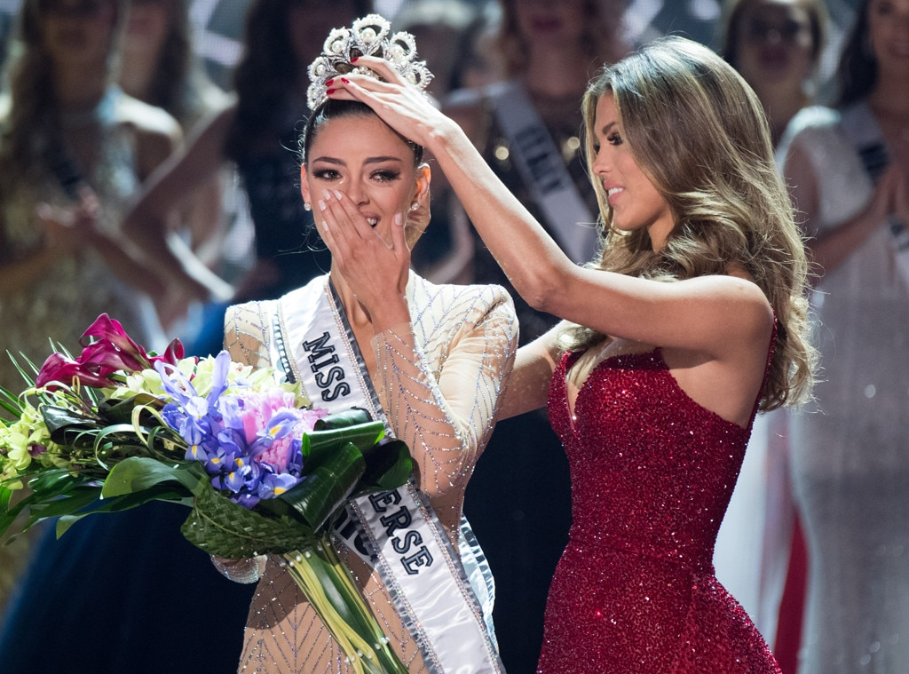 Demi-Leigh Nel-Peters, Miss South Africa, <a href='https://jabar.tribunnews.com/tag/miss-universe' title='Miss Universe'>Miss Universe</a> 2017
