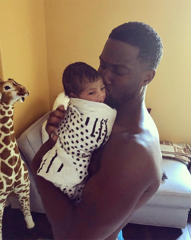 Kevin Hart, Son, Baby, Kenzo, Instagram