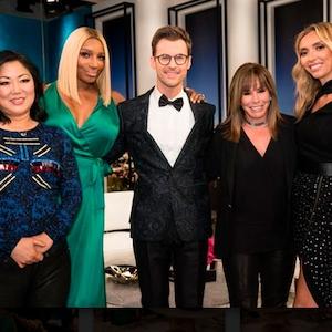Melissa Rivers, NeNe Leakes, Brad Goreski, Giuliana Rancic, Margaret Cho, Fashion Police