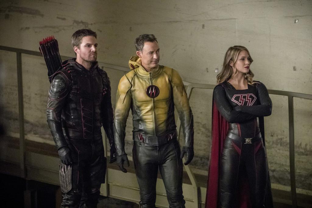 Supergirl, Arrow, CW Crossover