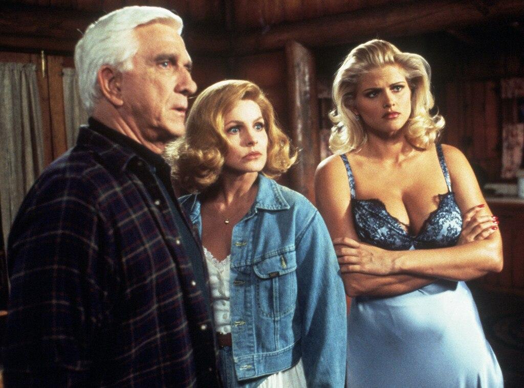Naked Gun 33 1/3,  Anna Nicole Smith, Leslie Nielsen