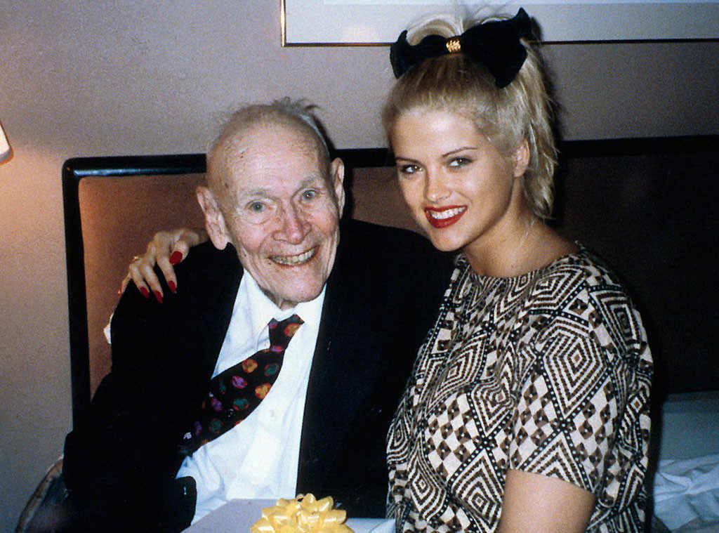 J. Howard Marshall II, Anna Nicole Smith