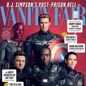 Marvel, Vanity Fair