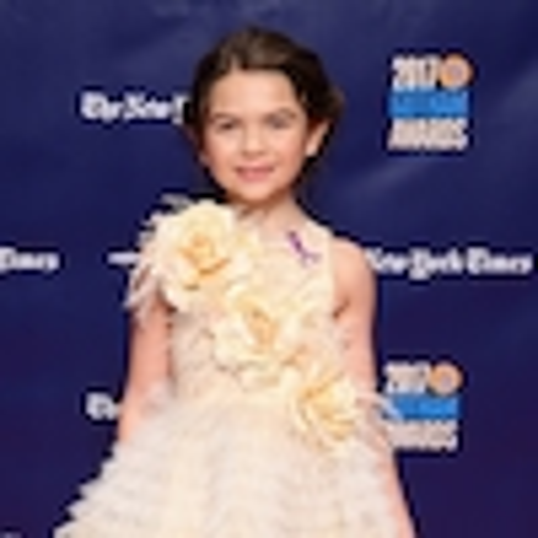 Brooklynn Prince, Gotham Awards