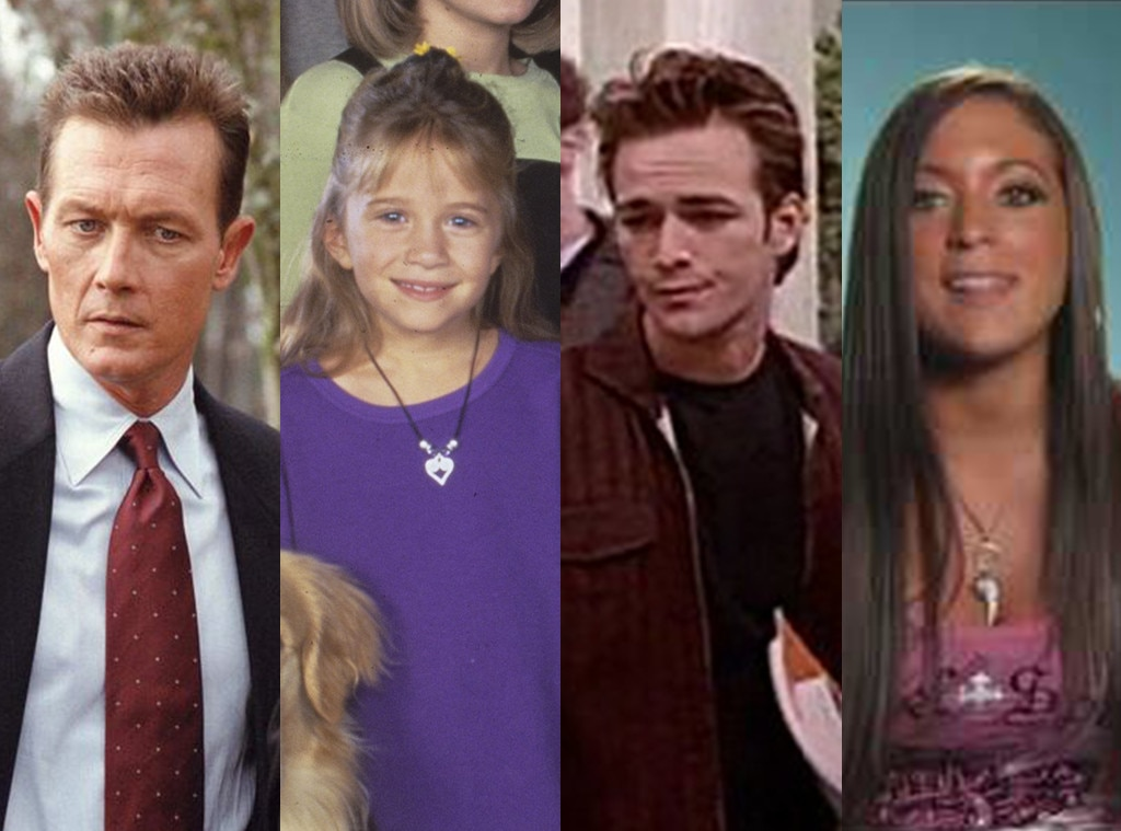 Robert Patrick, Olsen Twins, Luke Perry, Sammi Sweetheart