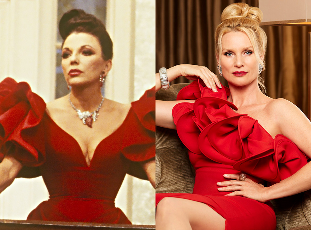 Dynasty, Joan Collins, Nicollette Sheridan
