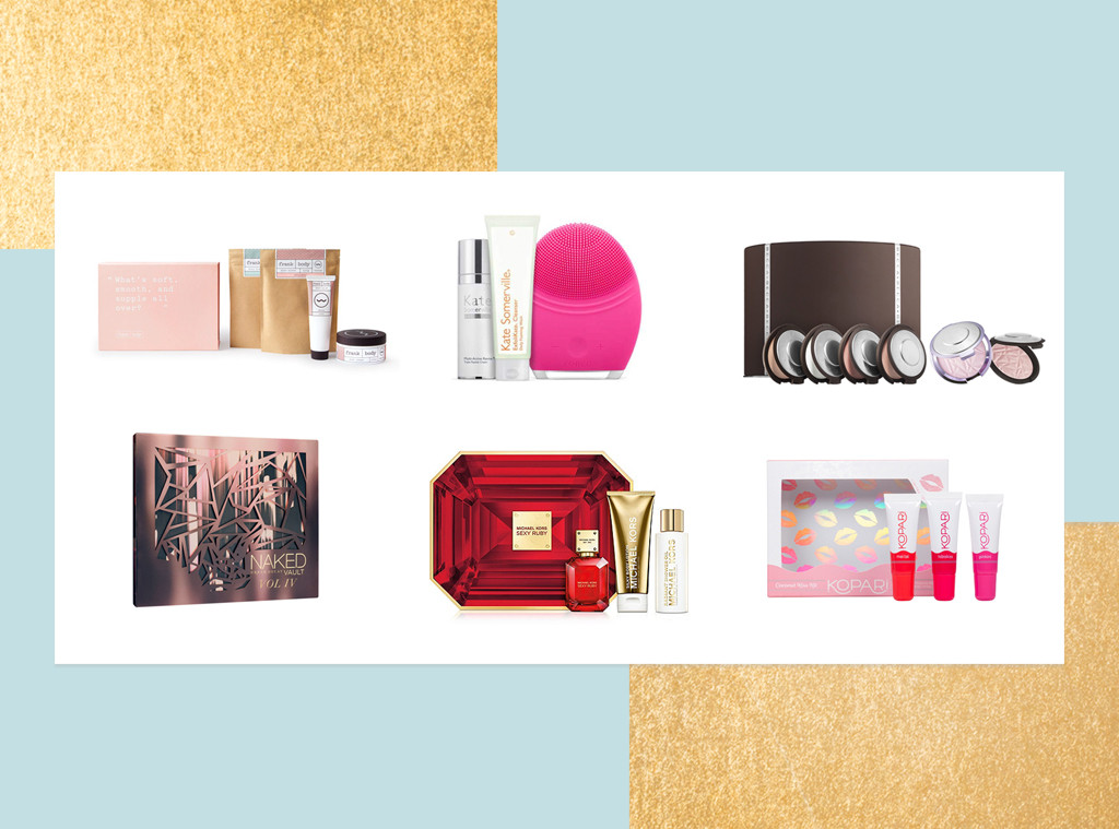 ESC: 2017 Gift Guide, Beauty Gift Sets