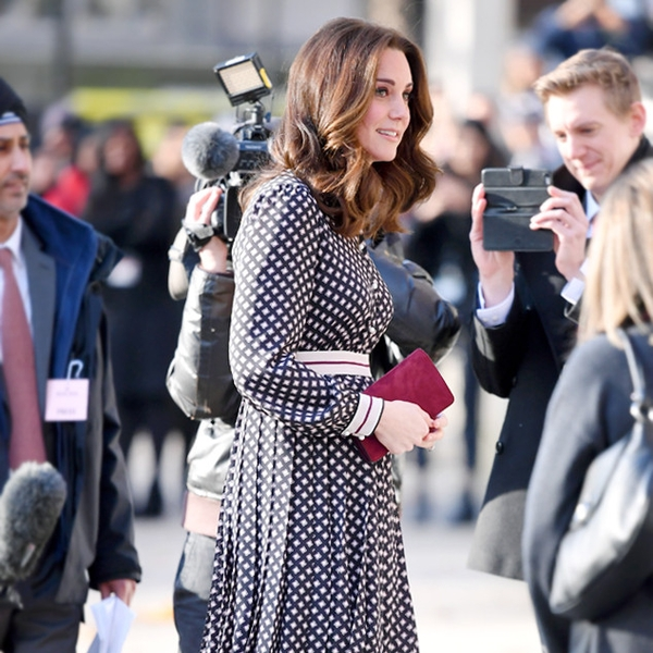 Diamond Dots From Kate Middleton 39 S Mommy Style E News