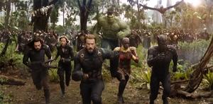 Avengers: Infinity War, Makeover