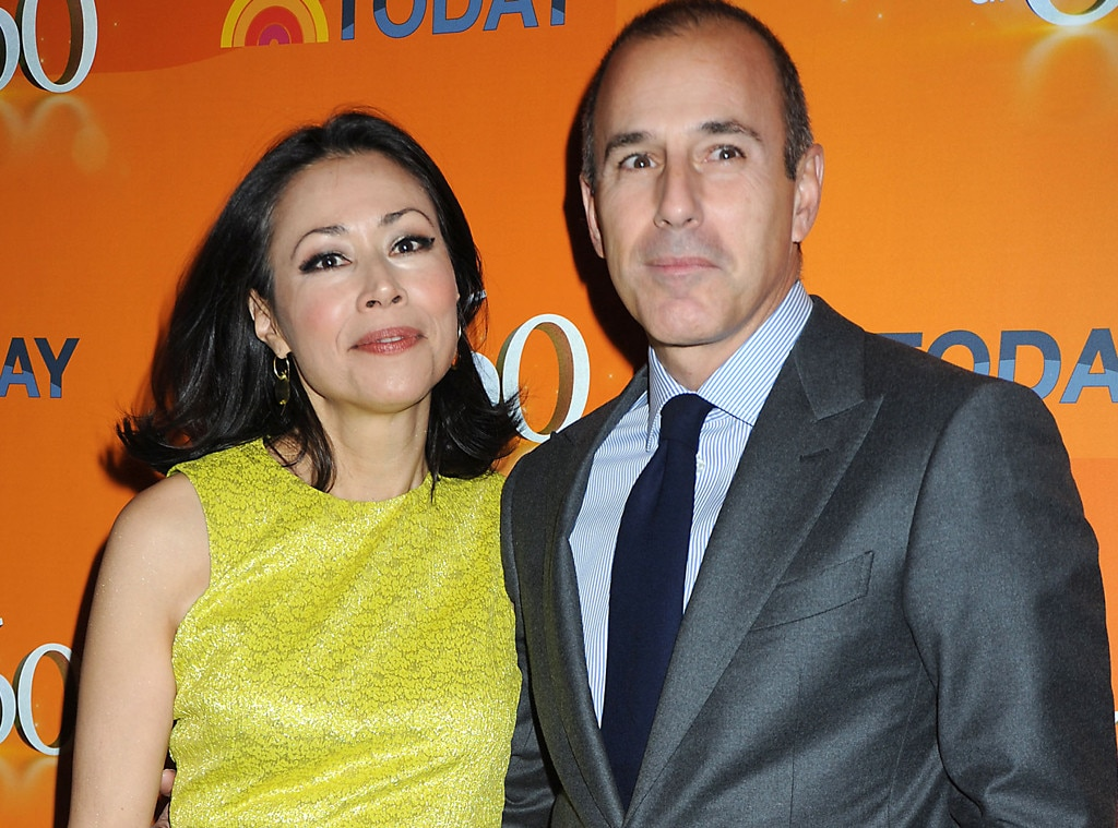 Ann Curry: Not surprised by Matt Lauer sexual harassment allegations