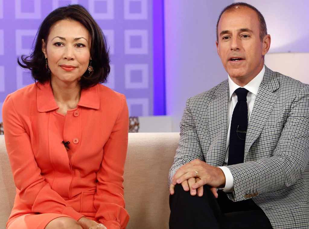Ann Curry Is 'Not Surprised' About the Allegations Against Matt Lauer