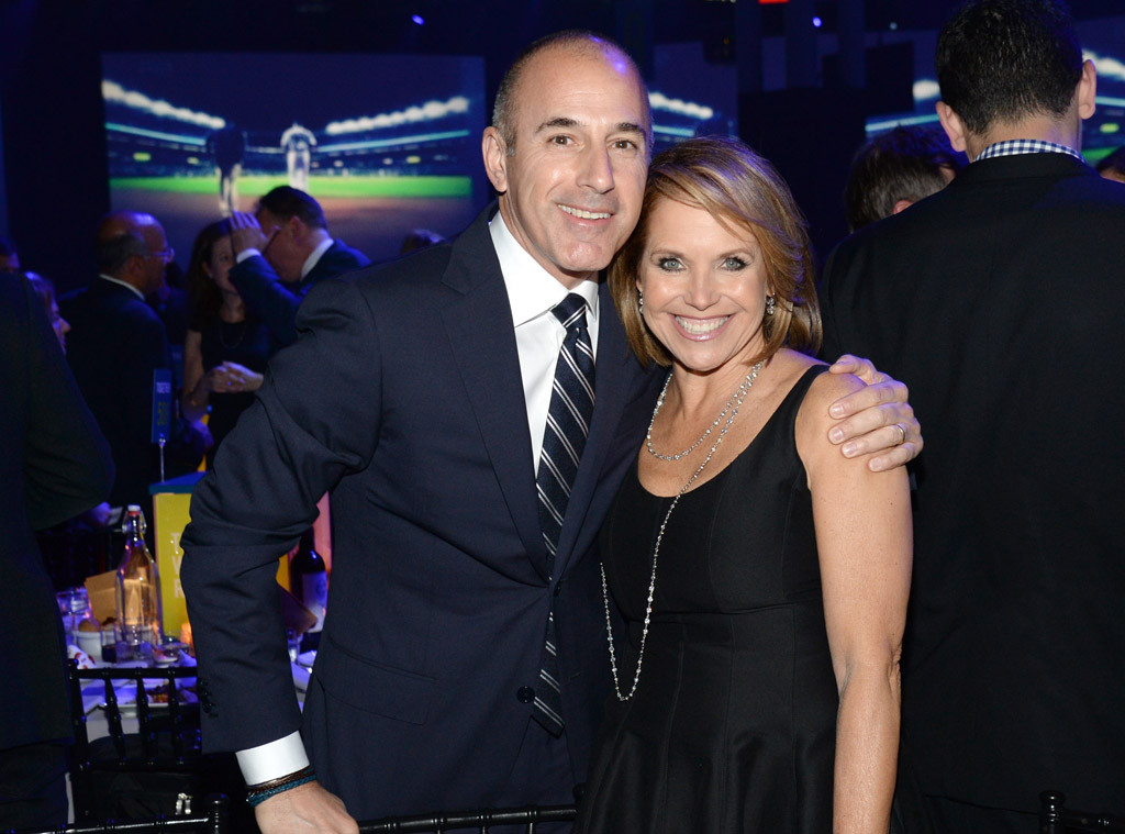 katie couric show online dating Know more about katie couric husband, married and divorce katie couric is a well-known veteran face and name in the television industry television journalist, author, and talk show host.