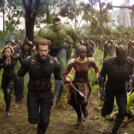 avengers infinity war trailer unites captain america